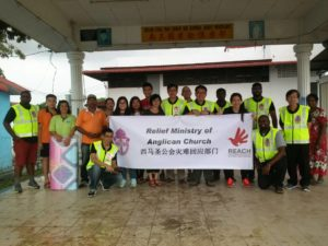 Aid to Natural Disaster Victims